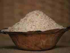 Unpolished Organic Rice (Rakthashali) -900 gm
